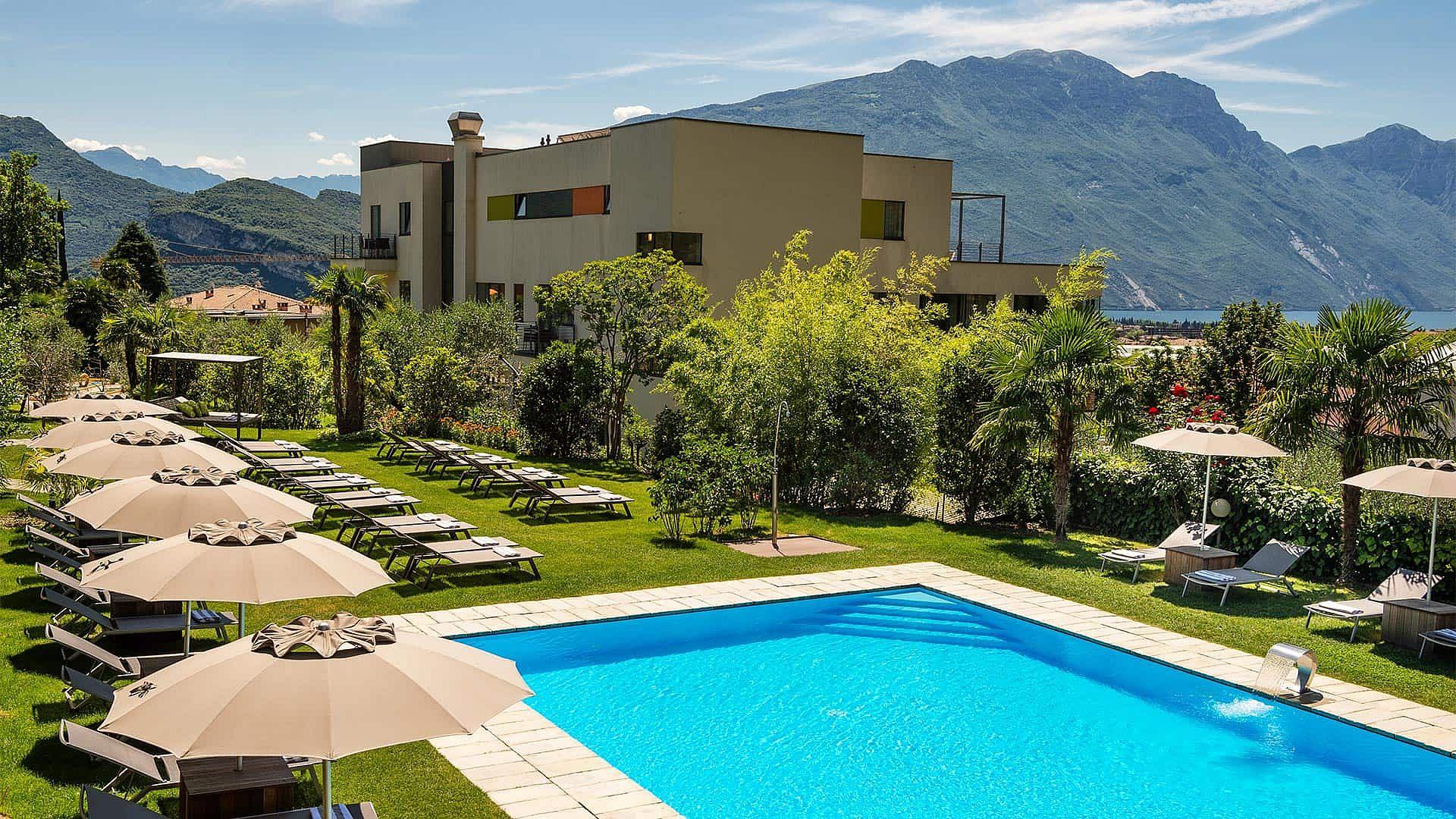 Babyhotel Am Gardasee Urlaub Mit Kleinkind Hotel Gioiosa